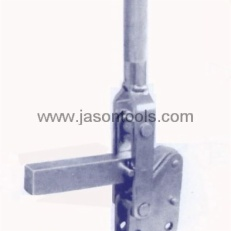 Vertical handle hold-down clamps